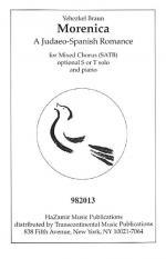 Morenica Sheet Music Sheet Music