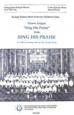 Sing His Praise (Octavo) Sheet Music Sheet Music