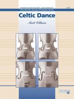 Celtic Dance - Conductor Score Sheet Music