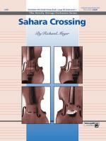 Sahara Crossing - Conductor Score & Parts Sheet Music