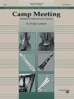 Camp Meeting (Fantasia on Early American Hymns) - Conductor Score & Parts Sheet Music