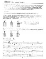 Beginning Open Tunings Book/CD Set Sheet Music
