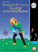 Bluegrass & Country Guitar for the Young Beginner Book/CD Set Sheet Music