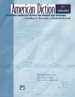 American Diction for Singers - Book & 2 CDs Sheet Music
