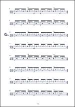 The Funky Six Book/CD Set (The Drummer's Guide to the Funk Shuffle and Other Sextuplet Based Grooves Sheet Music