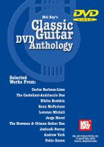 Classic Guitar Anthology DVD Sheet Music