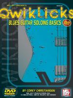 Blues Guitar Soloing Basics DVD/Chart Set Sheet Music