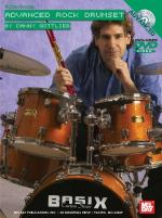 Advanced Rock Drumset DVD/Chart Set Sheet Music