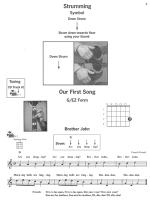 Fingerpicking Guitar for the Young Beginner Book/CD Set Sheet Music