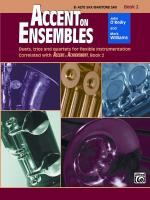 Accent On Ensembles, Book 2 Sheet Music
