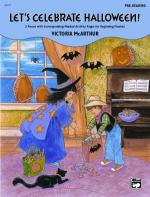 Let's Celebrate Halloween!, Pre-Reading - Book Sheet Music