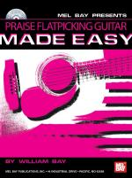 Praise Flatpicking Guitar Made Easy Book/CD Set Sheet Music