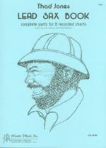 Thad Jones Lead Sax Book Sheet Music