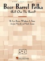 Beer Barrel Polka Sheet Music Sheet Music