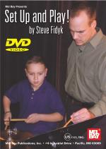 Set Up and Play! DVD Sheet Music