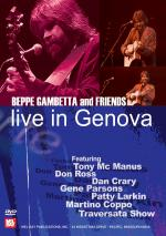 Beppe Gambetta and Friends DVD (Live in Genova) Sheet Music