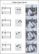 Blues Guitar Photo Chords Sheet Music