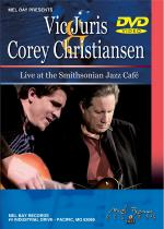 Vic Juris and Corey Christiansen Live At The Smithsonian Jazz Cafe DVD Sheet Music