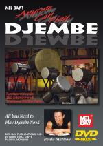 Anyone Can Play Djembe DVD Sheet Music