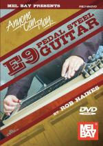 Anyone Can Play E9 Pedal Steel Guitar DVD Sheet Music