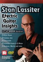 Stan Lassiter Electric Guitar Insights DVD Sheet Music