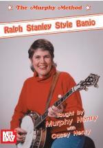 Ralph Stanley Style Banjo DVD Sheet Music