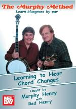 Learning To Hear Chord Changes DVD (Learn Bluegrass by Ear) Sheet Music