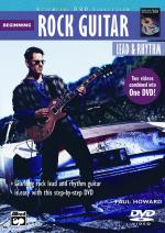 Complete Rock Guitar Method: Beginning Rock Guitar, Lead & Rhythm - DVD Sheet Music