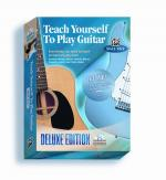 Alfred's Teach Yourself to Play Guitar (Everything You Need to Know to Start Playing Now!) - CD-ROM Sheet Music