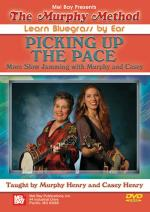 Picking Up The Pace DVD (More Slow Jamming with Murphy and Casey) Sheet Music
