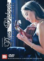 Ana Vidovic Guitar Artistry in Concert DVD Sheet Music