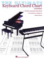 The Ultimate Keyboard Chord Chart Sheet Music
