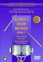 Alfred's Drum Method, Book 2 - Book & DVD (Hard Case) Sheet Music