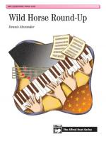 Wild Horse Round-Up - Sheet Music Sheet Music