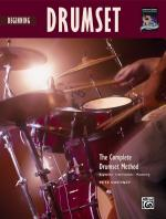Complete Drumset Method: Beginning Drumset - Book & CD Sheet Music