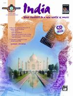 Guitar Atlas: India (Your passport to a new world of music) - Book & CD Sheet Music