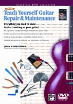 Alfred's Teach Yourself Guitar Repair & Maintenance (Everything You Need to Know to Start Working on Sheet Music