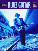 Complete Blues Guitar Method: Mastering Blues Guitar - Book & DVD Sheet Music