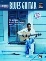Complete Acoustic Blues Method: Beginning Acoustic Blues Guitar - Book & CD Sheet Music
