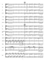 Bells! Extra full score Sheet Music