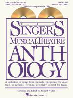 The Singer's Musical Theatre Anthology - Teen's Edition Soprano Book/2-CDs Pack Sheet Music