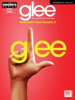 Glee - Women's Edition Volume 2 The Singer's Series Sheet Music