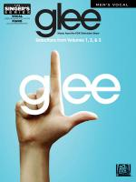 Glee - Men's Edition Volumes 1-3 The Singer's Series Sheet Music