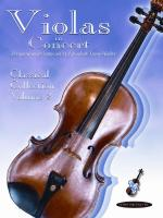 Violas In Concert: Classical Collection, Volume 2 - Book Sheet Music
