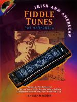 Irish And American Fiddle Tunes For Harmonica Sheet Music