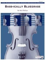 Bass-ically Bluegrass - Conductor Score & Parts Sheet Music