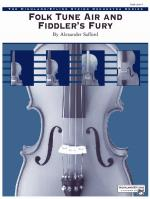 Folk Tune Air and Fiddler's Fury - Conductor Score & Parts Sheet Music