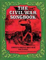 The Civil War Songbook Sheet Music