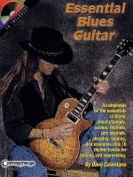 Essential Blues Guitar Sheet Music