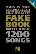 The Real Little Ultimate Fake Book - 4th Edition 6 Inch. X 9 Inch. C Edition Sheet Music